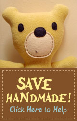 Save Handmade Children's Items